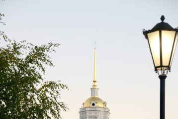 11 октября. Храм в честь Преображения Господня (Карповская церковь) (фото Никиты Целовальникова)