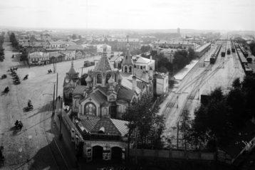 Подворье Городецкого Феодоровского монастыря, 1896 г., фото Максима Дмитриева