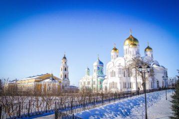 16 декабря. Свято-Троицкий Серафимо-Дивеевский монастырь (фото иерея Кирилла Бакутова)