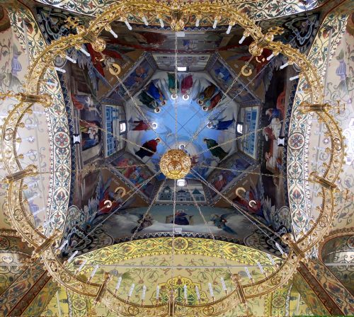 18 февраля. В храме в честь иконы Божией Матери «Взыскание погибших» (фото Приокского благочиния)