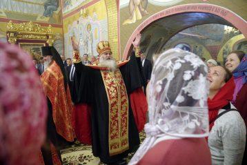 29 апреля. Архимандрит Тихон (Затёкин) (фото Алексея Козориза)