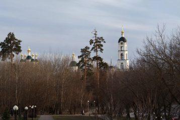 3 апреля. Свято-Успенский монастырь — Саровская пустынь (фото Алексея Козориза)