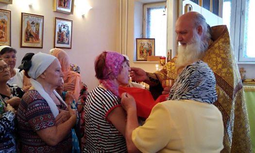 Клирик Нижегородского благочиния навестил подопечных в городской больнице №3