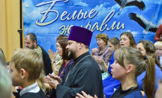 В Воскресенском благочинии Нижегородской епархии отметили день памяти погибших в военных конфликтах