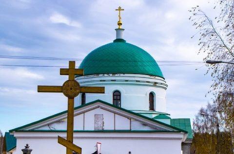 Епископ Городецкий и Ветлужский Августин посетил Быдреевский Крестовоздвиженский монастырь
