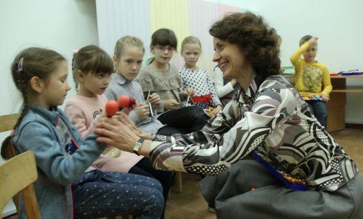 В Сарове открылось музыкально-театральное отделение студии творческого развития «Родничок»