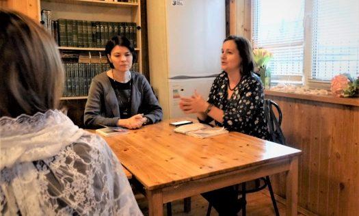 При Георгиевском храме Нижнего Новгорода прошел психологический семинар для родителей