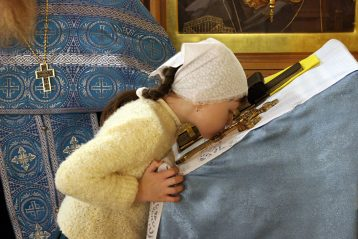 6 декабря. Праздник первой исповеди в Арзамасской православной гимназии (фото благочиния города Арзамаса)