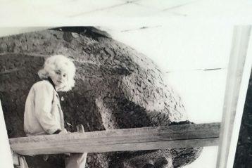 Во время работы над мемориалом вВыксе