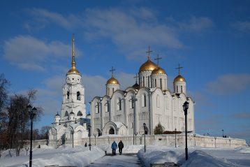 Владимир. Успенский собор. 1160 г.