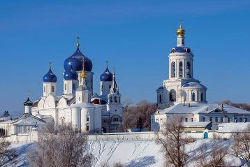 Боголюбово. Свято-Боголюбский женский монастырь. Фото: © A.Savin, WikiCommons
