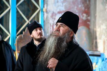 23 января. Митрополит Нижегородский и Арзамасский Георгий (фото Александра Чурбанова)
