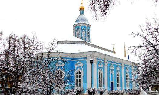 В Знаменском храме Арзамаса в день кончины А. С. Пушкина по великому поэту совершена панихида