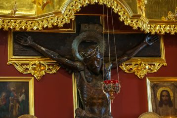 20 августа. В Воскресенском соборе Арзамаса (фото Александра Чурбанова)