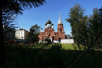 29 августа. Храм в честь Всемилостивейшего Спаса (фото Нижегородского благочиния)