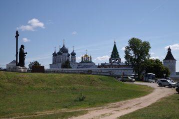 7 августа. Свято-Троицкий Макарьевский Желтоводский монастырь (фото Алексея Козориза)
