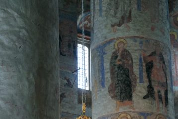 7 августа. В Свято-Троицком Макарьевском Желтоводском монастыре (фото Алексея Козориза)