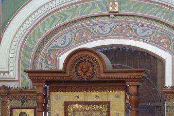 9 августа. В Александро-Невском кафедральном соборе Нижнего Новгорода (фото Алексея Козориза)