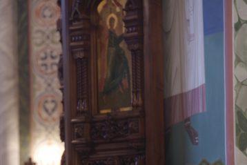 9 августа. Божественная литургия в Александро-Невском кафедральном соборе Нижнего Новгорода (фото Алексея Козориза)