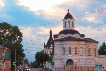 Богоявленско-Анастасиин монастырь