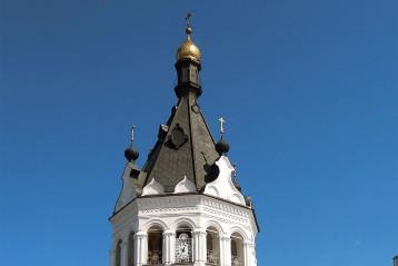 Колокольня Богоявленско-Анастасииного монастыря