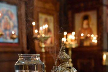 10 июня. В нижегородском Вознесенском храме (фото Нижегородского благочиния)
