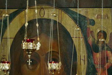 21 июня. В Староярмарочном соборе Нижнего Новгорода (фото Алексея Козориза)