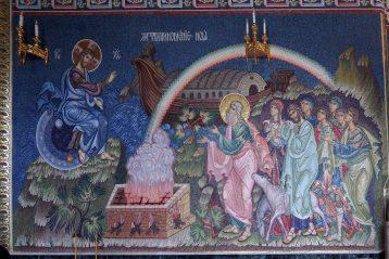 26 июня. В Благовещенском соборе Дивеевского монастыря (фото Алексея Козориза)