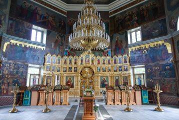 28 июня. В нижегородском храме в честь Преображения Господня (фото Александра Чурбанова)