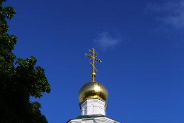 3 июня. Нижегородский храм в честь Похвалы Пресвятой Богородицы (фото Сергея Лотырева)