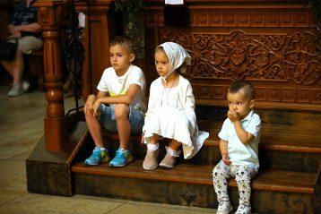 6 июня. В Александро-Невском кафедральном соборе Нижнего Новгорода (фото Сергея Лотырева)