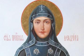 Основательница первого женского монастыря вНижнем Новгороде