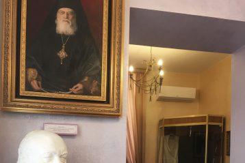 В музее Луки Крымского