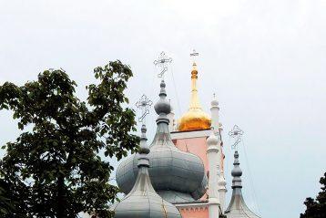 Храм вчесть святителя Иоанна Златоуста