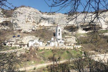Храм Георгия Победоносца в Успенском монастыре