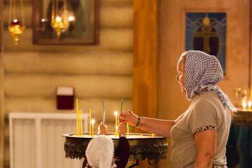 21 июля. В нижегородском храме в честь иконы Божией Матери «Прибавление ума» (фото Автозаводского благочиния)