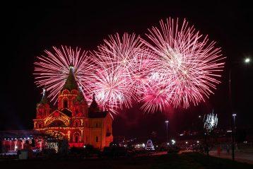 30 июля. Концерт, посвященный празднованию 800-летия со дня рождения святого благоверного князя Александра Невского (фото Алексея Козориза)