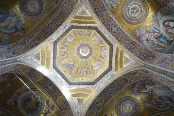 31 июля. В Благовещенском соборе Серафимо-Дивеевского монастыря (фото Виолетты Калашниковой)