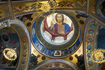 6 июля. В нижегородском храме в честь Владимирской иконы Божией Матери (фото Александра Чурбанова)